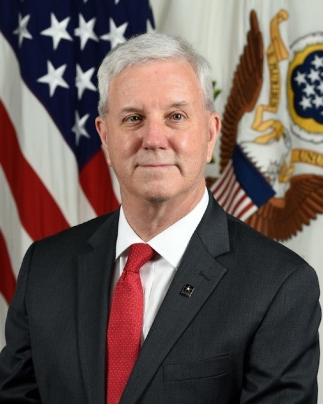Under Secretary of the Army Hon. James E. McPherson