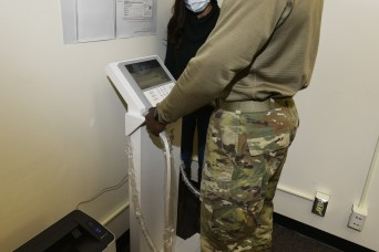 GLWACH's Nutrition Care Clinic gets new body composition analyzer