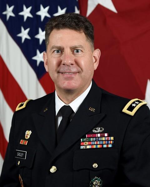 Major General Matt Easley