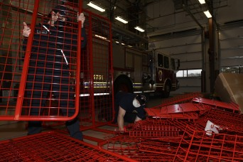 Fort Leonard Wood's Fire Station No. 3 set to open