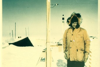 Antarctic exploration in little America
