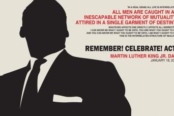 Fort Leonard Wood celebrates MLK Day virtually