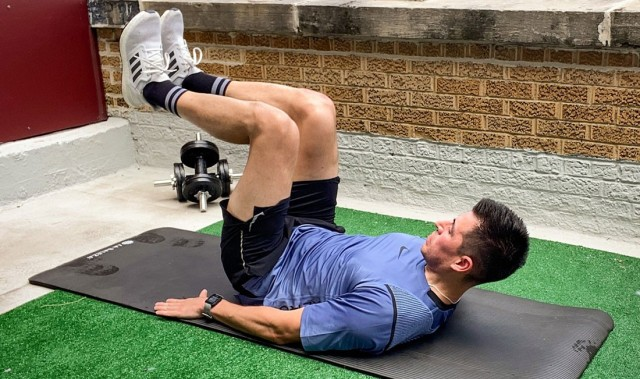 AAFES holding 'Be Fit' online workouts
