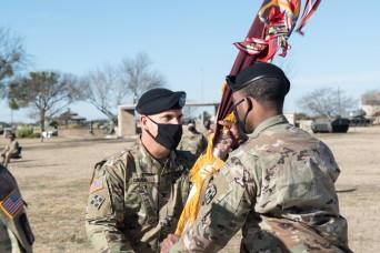 Commander hands over reins of brigade