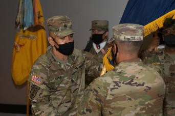 Spartan Brigade Holds Change of Responsibility Ceremony