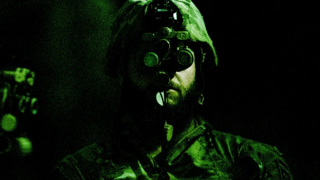Next generation of night vision technology tested before equipping warfighters