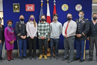 Japan Engineer District recognizes student STEM stars