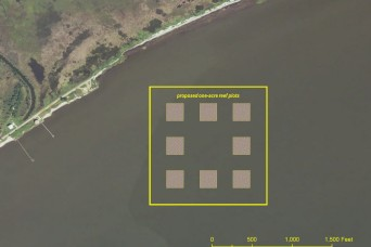 ERDC partners with University of Southern Mississippi to maximize Gulf oyster habitat restoration