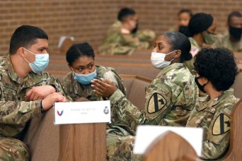 Fort Hood conducts Chaplains Integration Pilot program