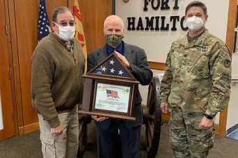 Fort Hamilton's LRC Director retires with 34 years of service to the Nation