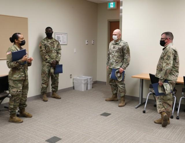 Behavioral Health Command Team Tour