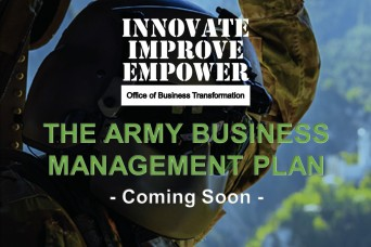 The Future of Army Business Reform