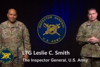 Army Inspector General PSA, February 2021