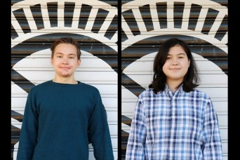 Two Camp Zama students named candidates for 2021 U.S. Presidential Scholars Program