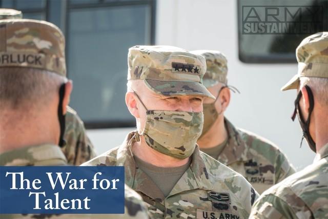 Army Materiel Command Commanding General, General Edward M. Daly, visited 69th Air Defense Artillery Brigade (ADA) at Fort Hood, Texas, Dec 18, 2020.