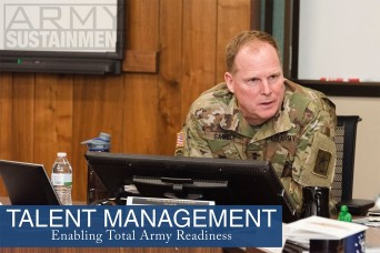 Talent Management: Enabling Total Army Readiness