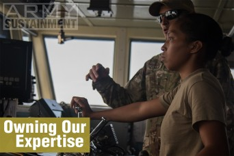 Owning Our Expertise: Influencing, Networking Essential to Warrant Officer Success