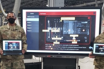 Interactive Multimedia Instruction: state-of-the-art approach to training the next generation of Ordnance Soldiers