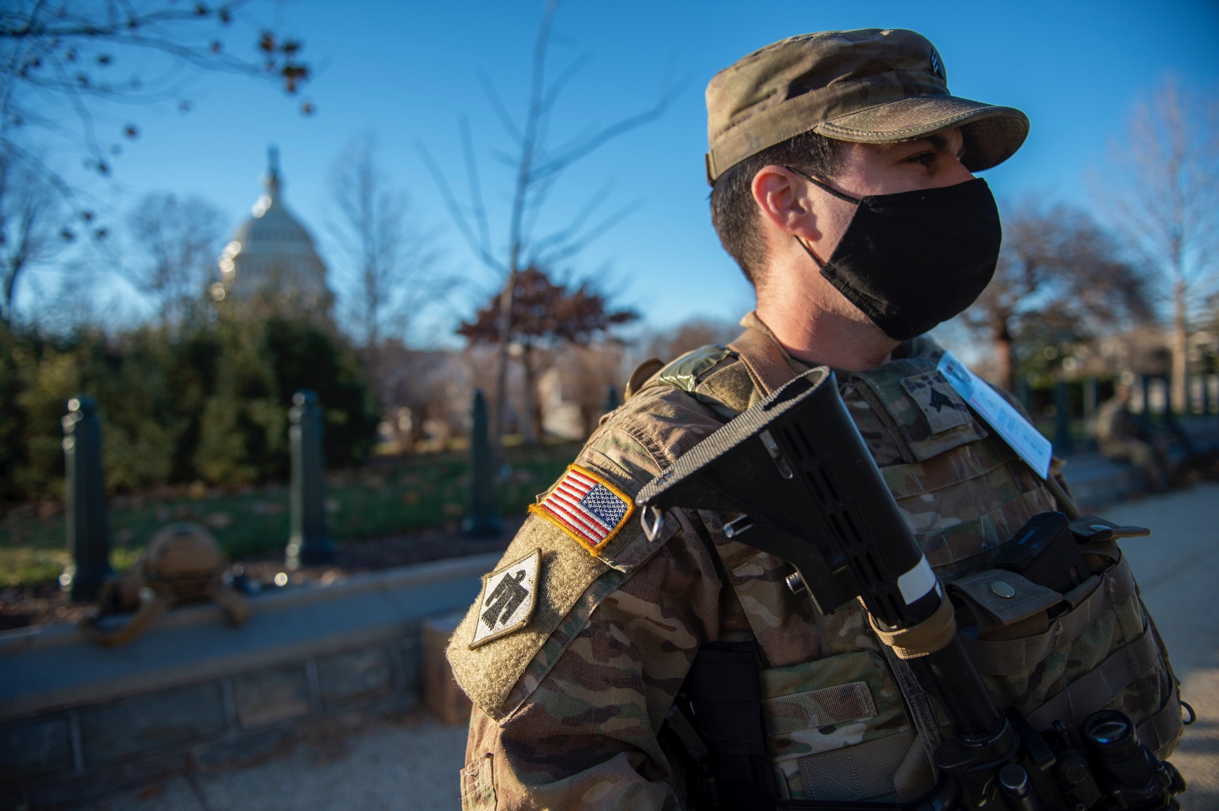 Morale efforts sustain Guard members during DC mission ...