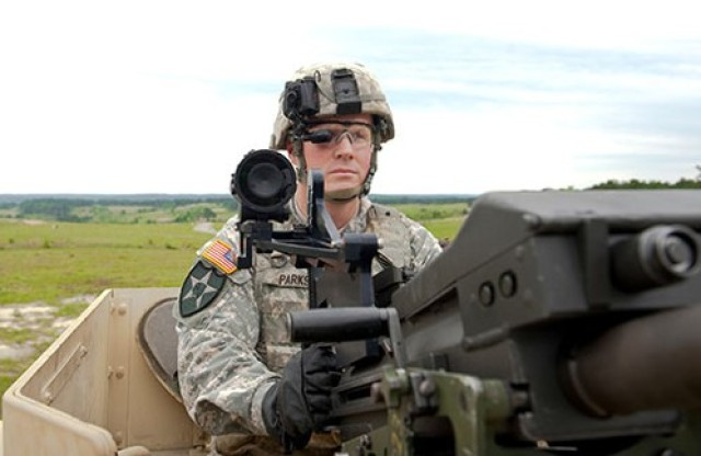 The new prism eyepiece can be used with the Army's family of weapon system sights.