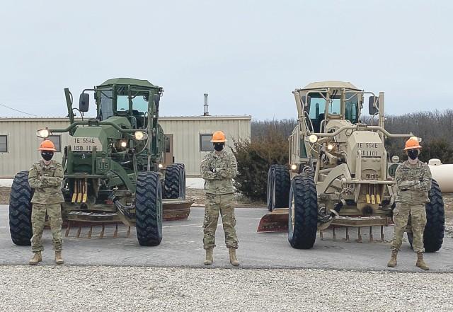 Engineer Soldiers bring their expertise to Fort Leonard Wood SNAIR program