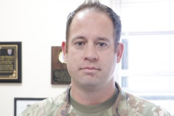 Meet Capt. Humphrey of First Army's 177th Armored Brigade
