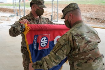 """""""Falcon Brigade"""" returns home after challenging deployment"""