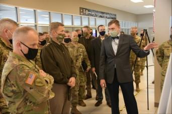 Warfighting exercises strengthening mission command capabilities, DevOps process