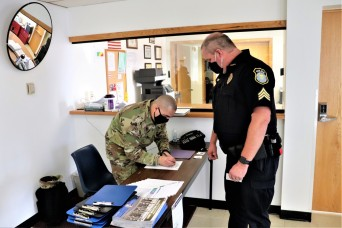 COVID-19 vaccinations under way at Fort McCoy; process to be ongoing