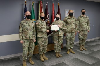 Madigan provides the Army's career counselor of the year