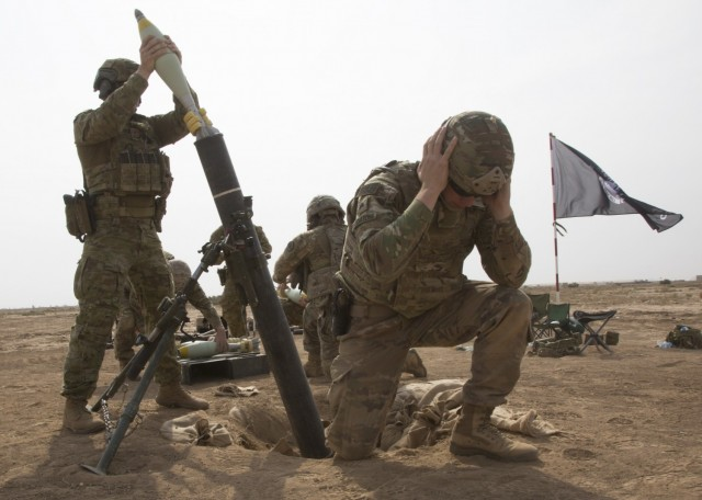Mortar systems keep pace with emerging technology