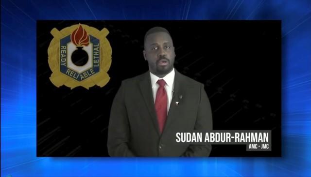 Sudan Abdur–Rahman, Science Spectrum Trailblazer Award Winner, was recognized during the 2021 Virtual BEYA STEM event.
