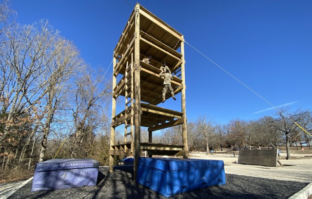 554th Ranger, Sapper train-up prepares Soldiers for schools