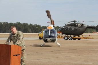 Fort Rucker, Army Aviation bid bittersweet farewell to TH-67 Creek