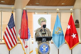 INSCOM Virtual Town Hall Focuses on People
