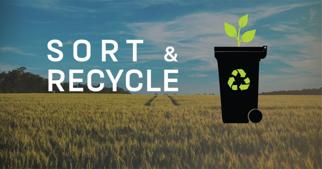Sort & Recycle