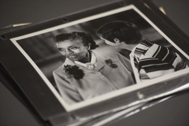 Black female leader's keepsakes showcase her influence on Fort Knox race relations