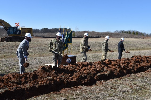 RTC breaks ground on Aviation Test and Instrumentation Integration Facility