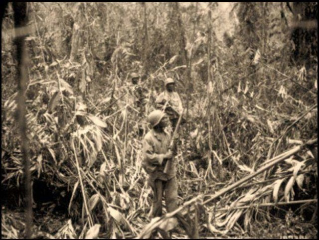 93rd Infantry in the South Pacific – World War II