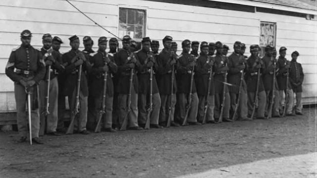 Company I of the 36th Colored Regiment – Civil War