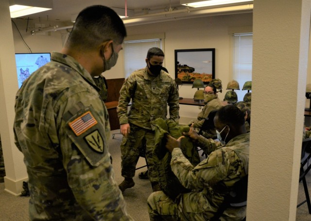 Lewis Army Museum educates, empowers JBLM Soldiers