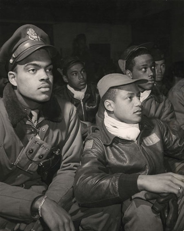 Tuskegee Airmen, 332nd Fighter Group