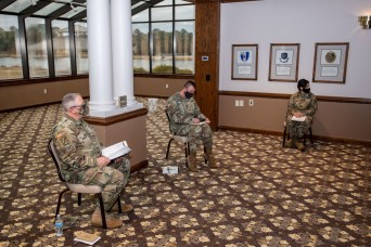 Leaders receive tools to facilitate holistic Soldier care