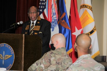 Enterprise mayor speaks at Fort Rucker African-American History Month luncheon