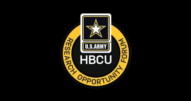 Official logo of the U.S. Army Research Opportunity Forum for HBCUs""