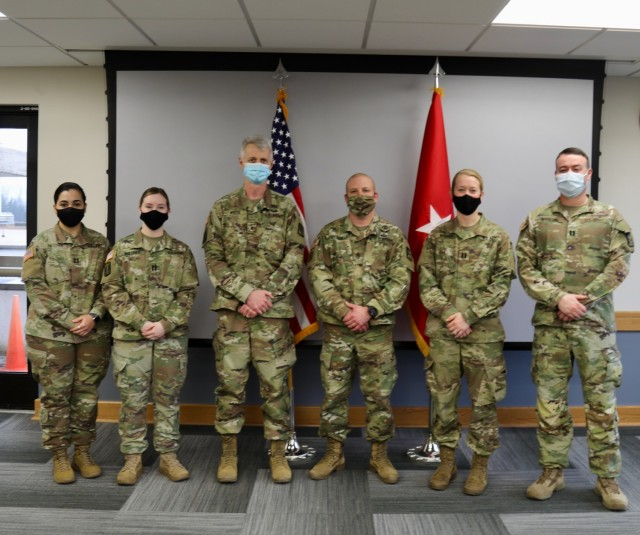 47 CSH Soldiers save passenger's life mid-flight to Guam