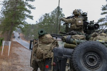 Panther Brigade Wraps Up Rotation at Joint Readiness Training Center
