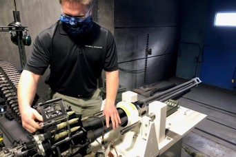 Project Convergence 2021 to feature flight-based rotary cannon