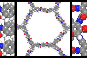 Collaboration leads to 2D polymer discovery