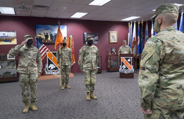 40th ESB Big Dawgs case colors, deploy to support Atlantic Resolve